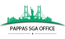 Theodore Pappas SGA Offices